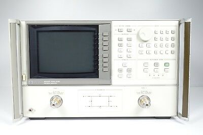 Keysight Used 8720CNetwork analyzer, 50 MHz to 20 GHz Opt. 001 (Agilent)