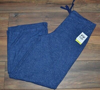 Pip & Vine Super Soft & Comfy Blue Maternity Lounge Pants By Rosie Pope