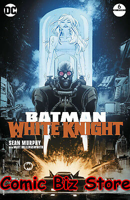 Batman White Knight #6 (Of 8) (2018) 1St Printing Dc Comics Universe Rebirth