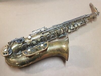 50's ACME MASTER by MALERNE ALT / ALTO SAX / SAXOPHONE - made in FRANCE