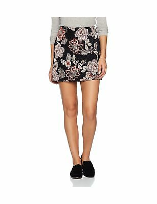 bbc1922e053 New-Look-Womens-Jonah-Jacquard-Skirt-Black-Black.jpg