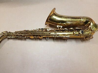 60's CLEVELAND by KING ALT / ALTO SAX / SAXOPHONE - made in USA