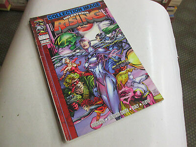 Wildstorm 3..collection Image ..comics  Semic..1997.tbe.