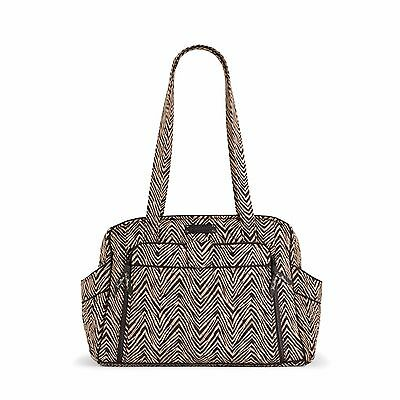 VERA BRADLEY STROLL AROUND BABY BAG IN ZEBRA NewWT