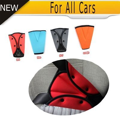 Thickening Triangle Car Seat Belt Adjuster Device Safety Protection Baby Child
