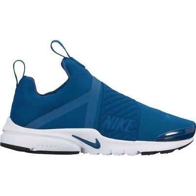 New 870020 404 Big Kids/boy/youth Nike Presto Extreme (Gs) Shoe !! Blue Force