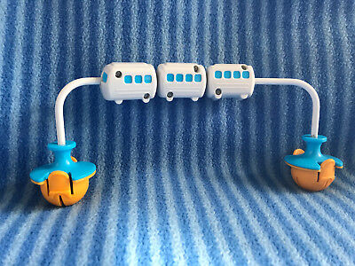 Evenflo Around Town Mega Exersaucer Vehicles Toy Replacement Part
