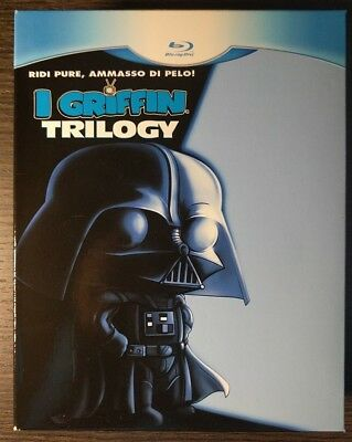I Griffin Trilogy ( Star Wars ) Blu Ray