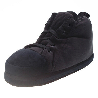GET IT NOW Mens Chuck Slippers in Black