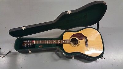 Vintage Sigma By C Martin Co Dreadnought Acoustic Guitar Model