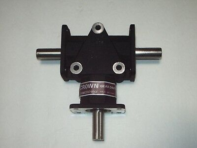 CROWN GEAR DRIVE 5/8 3-WAY 1 TO 1 C109806 Manufactured by ZERO MAX INC