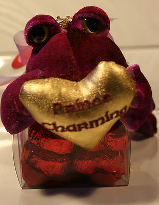 2002 Barnes and Noble Valentines Prince Charming Frog