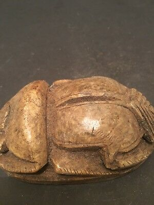 Rare Ancient Egyptian Scarab Middle Kingdom (2000 BCE)
