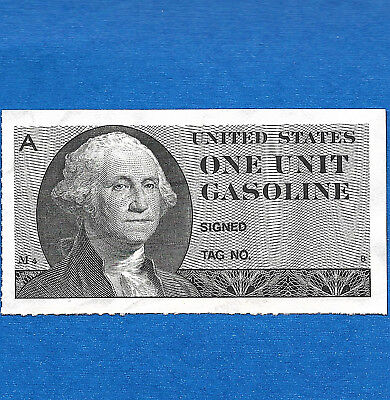 United States One Unit Gasoline A most destroyed at Pueblo Army Depot in 1984