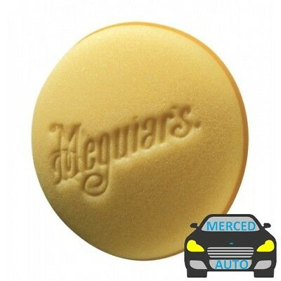 Meguiars Meguiar's Tampon Applicateur Mousse X3070 foam aplicator pad