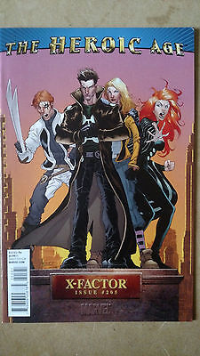 X-Factor #205 1St Print Heroic Age Variant Marvel Comics (2011)