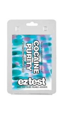 EZ-Test Cocaine Purity semi-quantitative