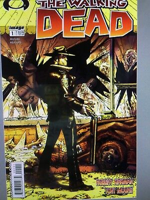 The Walking Dead Comic #1 EBOOK