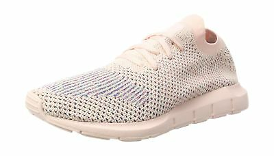 ADIDAS Unisex Adulti SWIFT Run Primeknit Scarpe da ginnastica Wei 9.5 UK