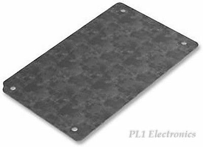Deltron Enclosures   4Mp2616   Mounting Plate, 142.5Mm, Steel