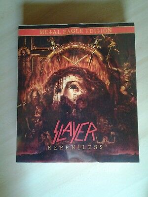 Slayer Metal Eagle SEALED Rare Limited Edition Repentless
