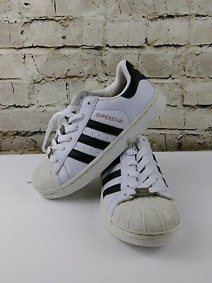 Adidas Superstar J Kids Shoes White