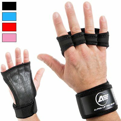 b2d86d1bde Cross Training Gloves With Wrist Support And Palm Protection Nero Black,  Small