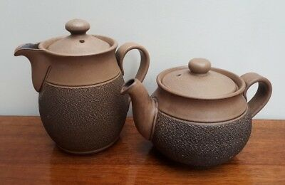 Denby Stoneware COTSWOLD Teapot & Coffee Pot/Hot Water Jug
