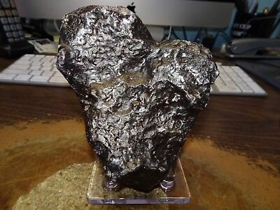 2296 GM.  CAMPO DEL CIELO METEORITE ;GREAT METEORITE FOR THE MONEY 5+lbs. cheap!