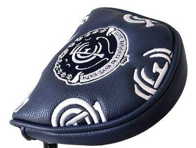 Afl Mallet Putter Cover - Carlton - Official Afl Merchandise - New!