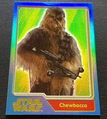 Star Wars Journey to, the Force Awakens Chewbacca Rainbow Parallel
