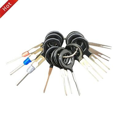 11-Terminal Removal Tool Car Electrical Wiring Crimp Connector Pin Extractor XH