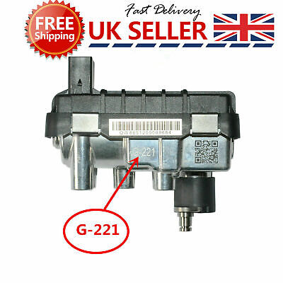 Turbo Actuator G-221 For Ford Mondeo Jaguar X-Type 2.0 2.2 TDCi 728680 6NW008412