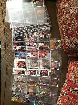 Basketball Cards Different Years