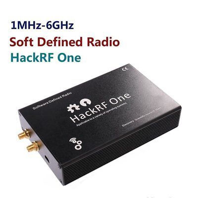 HackRF One Software Defined Radio RTL SDR 1MHz to 6 GHz Signal TransceiverL&