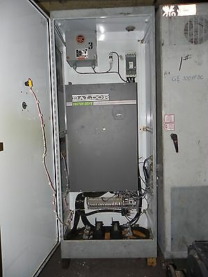 Baldor Drive ZD18H4200-EO Variable frequency AC drive. Used.