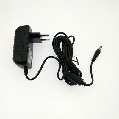 3 Meters EU Plug 12V Adapter Power Supply For Yamaha PA-150A PA150B Keyboard
