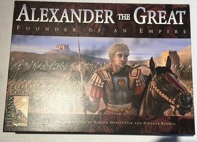 Alexander The Great Founder of an Empire -Phalanx - Beautiful Condition