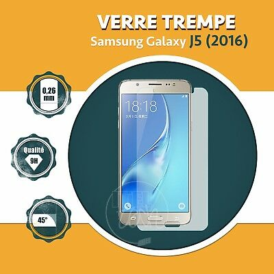 LOT X1 À X20: ViTRE FILM PROTECTION ÉCRAN EN VERRE TREMPÉ SAMSUNG GALAXY J5 2016