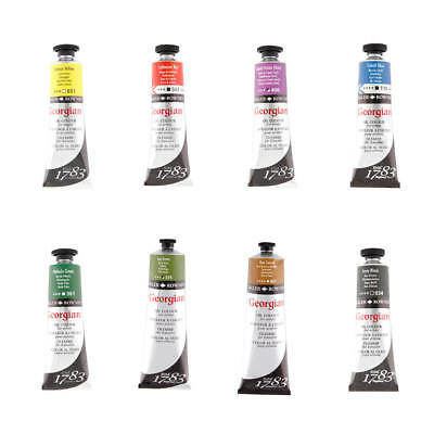 Daler Rowney Georgian Art Oil Paint 38ml Available in 58 Colours
