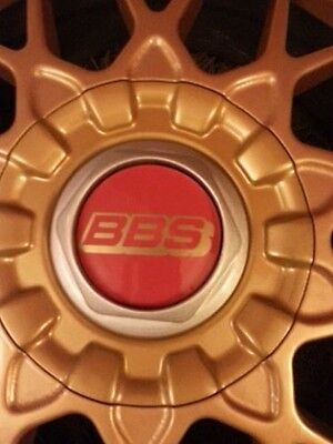 4x BBS Wheel Center Stickers-60mm-Choice of Colours, Reps Dare RS LM CH RM