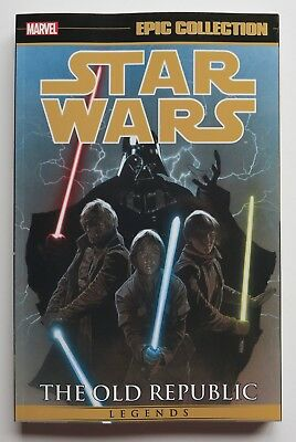 Star Wars The Old Republic Vol 2 Marvel Epic Collection Graphic Novel Comic Book