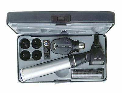 Keeler 1729-P-1020 Diagnostic Set, Practitioner, Fibre Optic, 2.8V