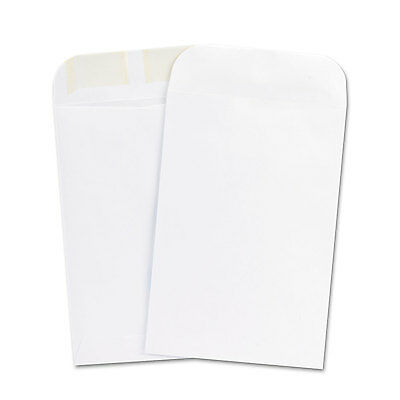 UNIVERSAL Catalog Envelope Center Seam 6 1/2 x 9 1/2 White 500/Box 40104