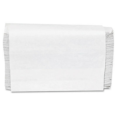 GENERAL SUPPLY Folded Paper Towels Multifold 9 x 9 9/20 White 250 Towels/Pack 16