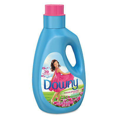 Downy Liquid Fabric Softener April Fresh 64 oz Bottle 8/Carton 89672CT