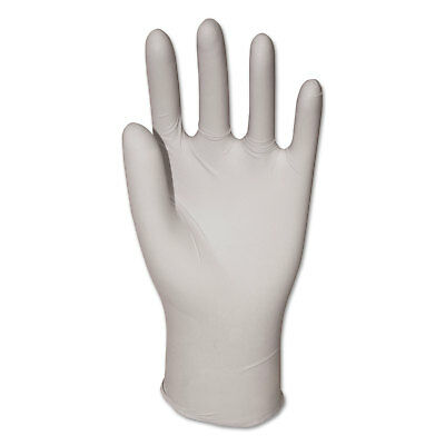 GENERAL SUPPLY General-Purpose Vinyl Gloves Powdered X-Large Clear 2 3/5 mil