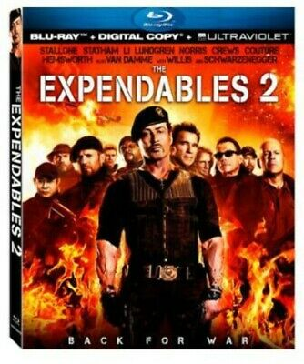 The Expendables 2 [Blu-ray + Digital Cop Blu-ray