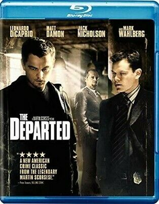 The Departed [Blu-ray] Blu-ray