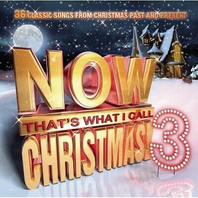 Various Artists : Now Thats What I Call Christmas! 3 CD
